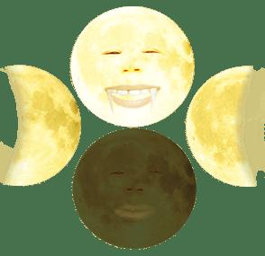 Влияние луны на отношения.Здоровый образ жизни.