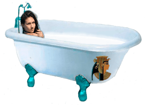 Ванны.Здоровый образ жизни.